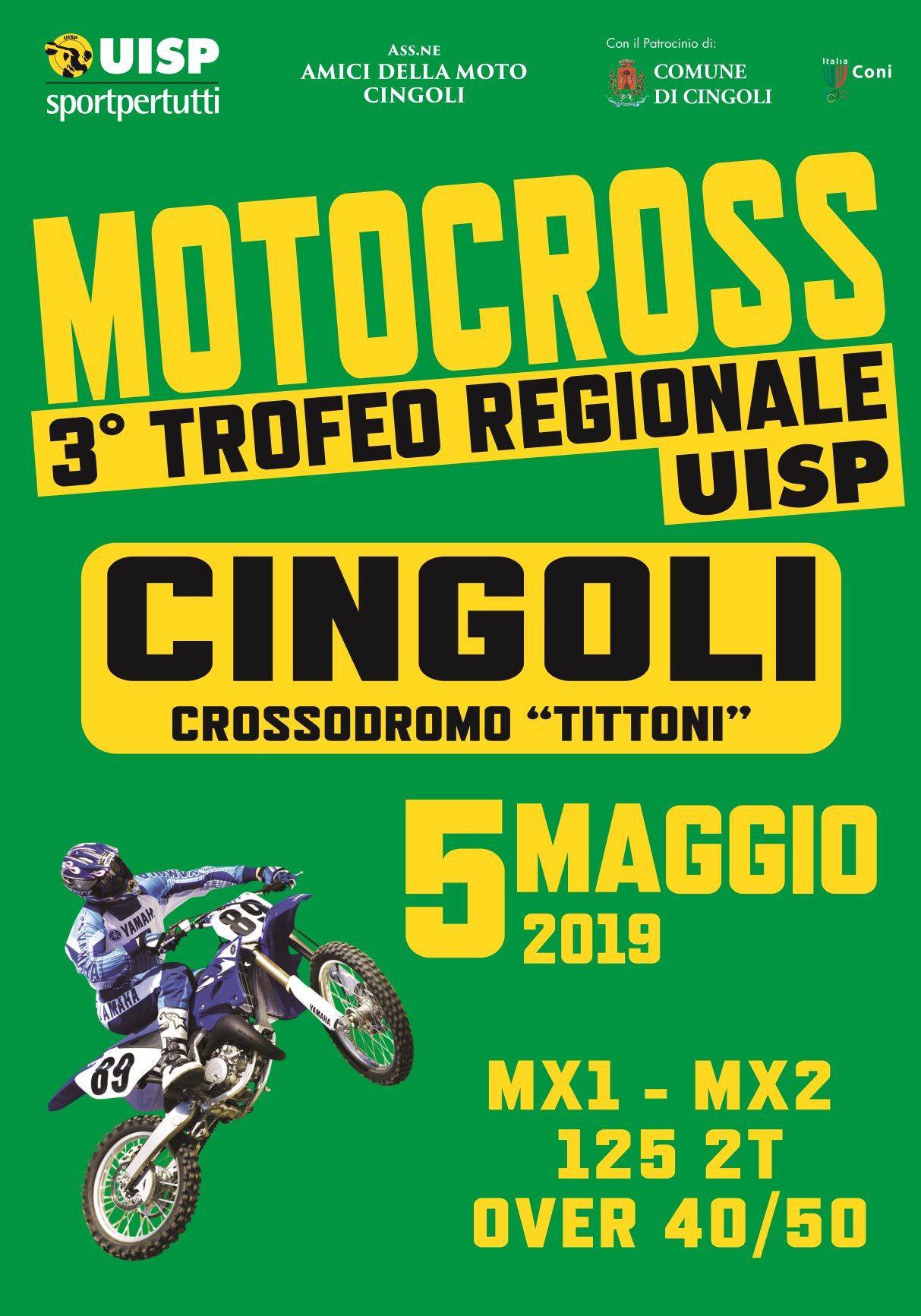 Calendario Mondiale Motocross.Moto Club A Fagioli Cingoli